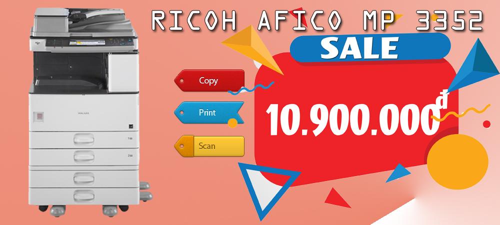 Ricoh Aficio Mp 3352
