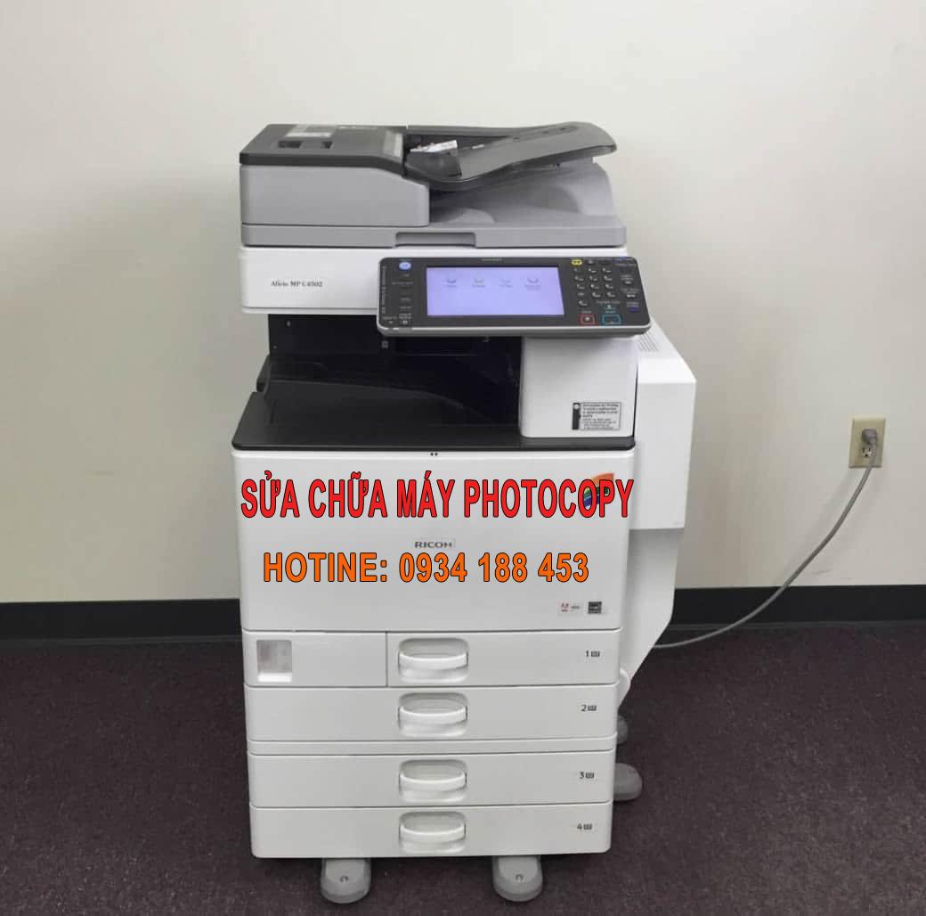 Sửa chữa máy photo tại quận 3