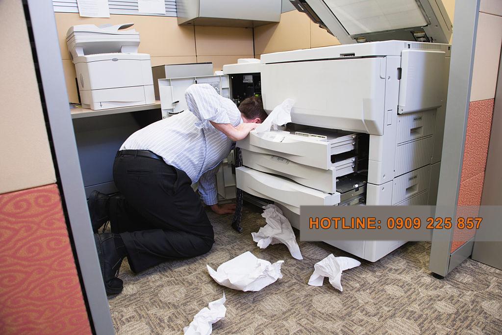 Sửa máy photocopy tại quận 4 giá rẻ