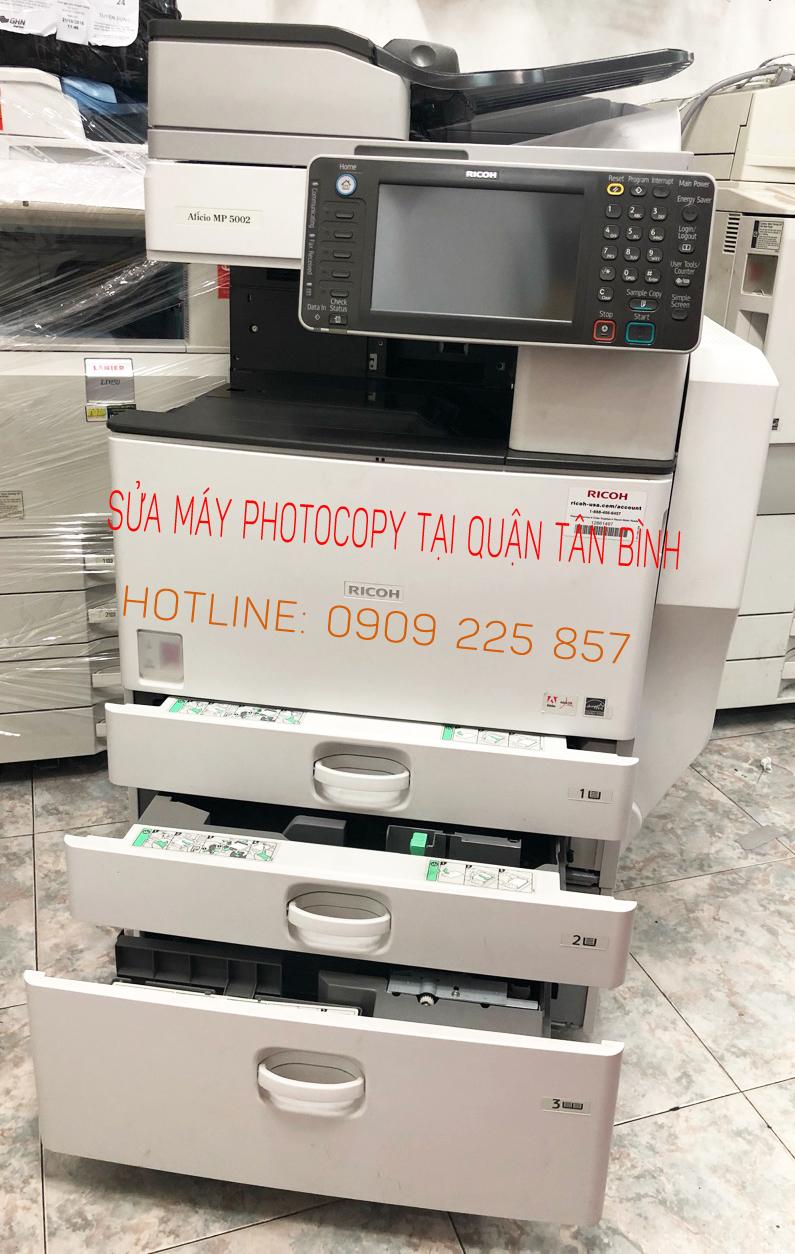 Sửa máy photo chuyên nghiệp- giá rẻ