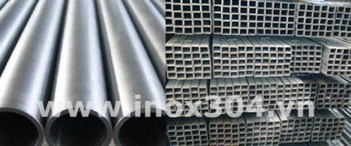 Inox 304 được ứng dụng trong xây dựng