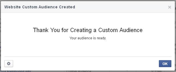 Retargeting Facebook 5