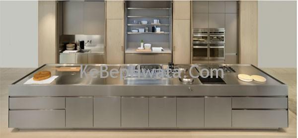 Tủ bếp inox chất lượng