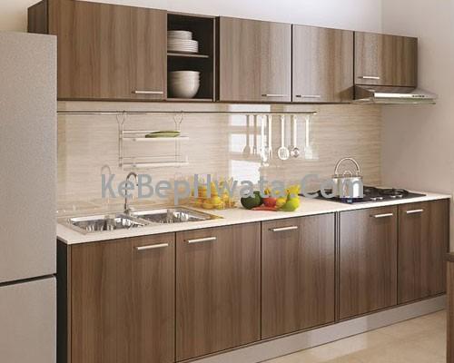 Sự đa dạng về chất liệu đến từ sản phẩm tủ bếp inox 304