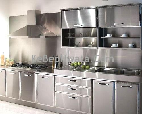 Tủ bếp inox 304 chính là làn gió mới trong ngành thiết kế tủ bếp