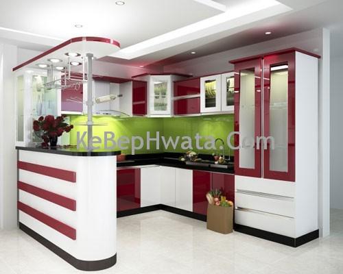 Sự đa dạng về chất liệu trong tủ bếp inox 304