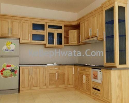 Tủ bếp inox to nhỏ tùy theo thiết kế của mỗi gia đình