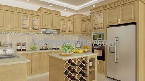 Tủ bếp inox làm sinh động cho không gian nhà bạn