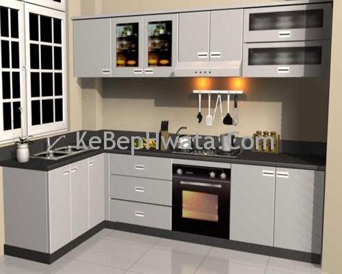 Tủ bếp bằng inox có độ bền rất cao