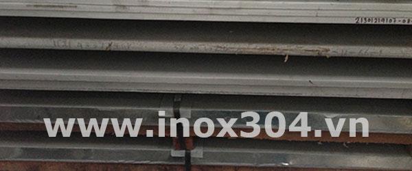 Inox 304 thời đại của thép không gỉ