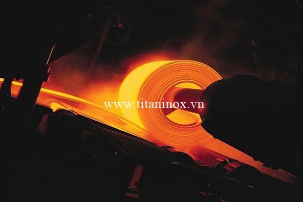 Khả năng chịu nhiệt của Inox 310s rất tuyệt vời