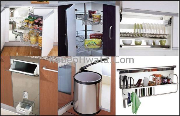 Tủ bếp inox của Hwata chất lượng đảm bảo, giá thành hợp lý