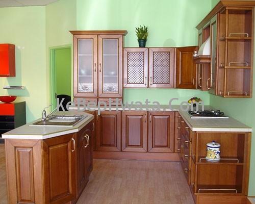 Tủ bếp gỗ, tủ bếp nhôm và tủ bếp inox - loại nào tốt