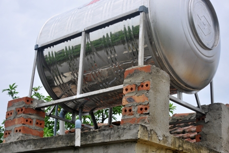 bồn nước inox tại Biên Hòa