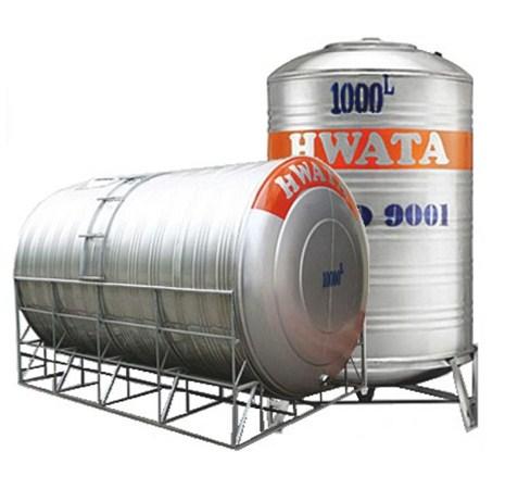 Sản phẩm bồn nước inox của Hwata Vina